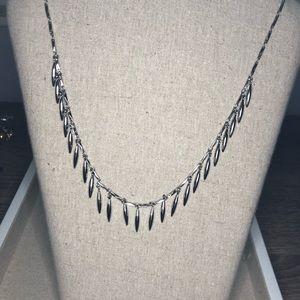 Stella & Dot Fringe Necklace